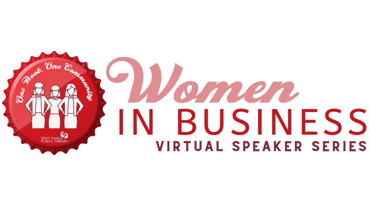 Women in Business Speaker Series Logo
