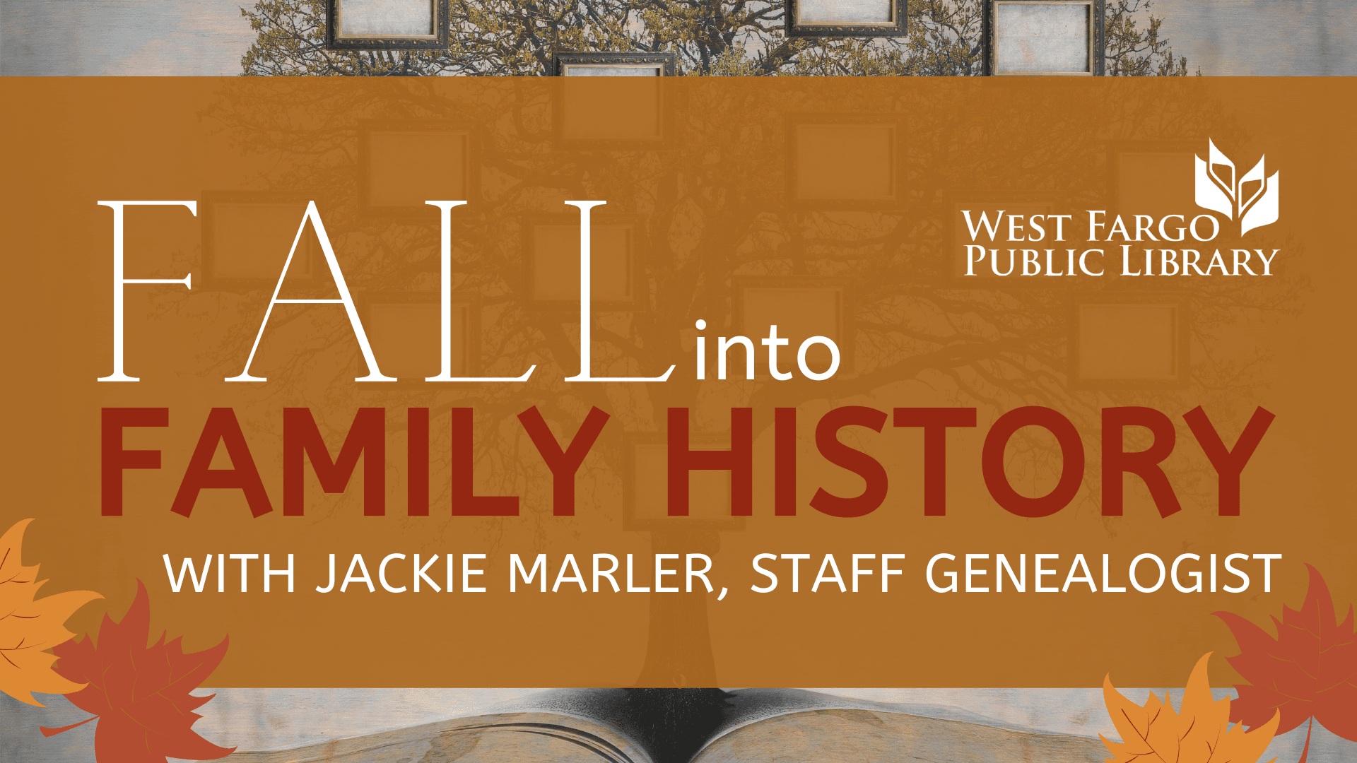 Fall into Family History Video Series